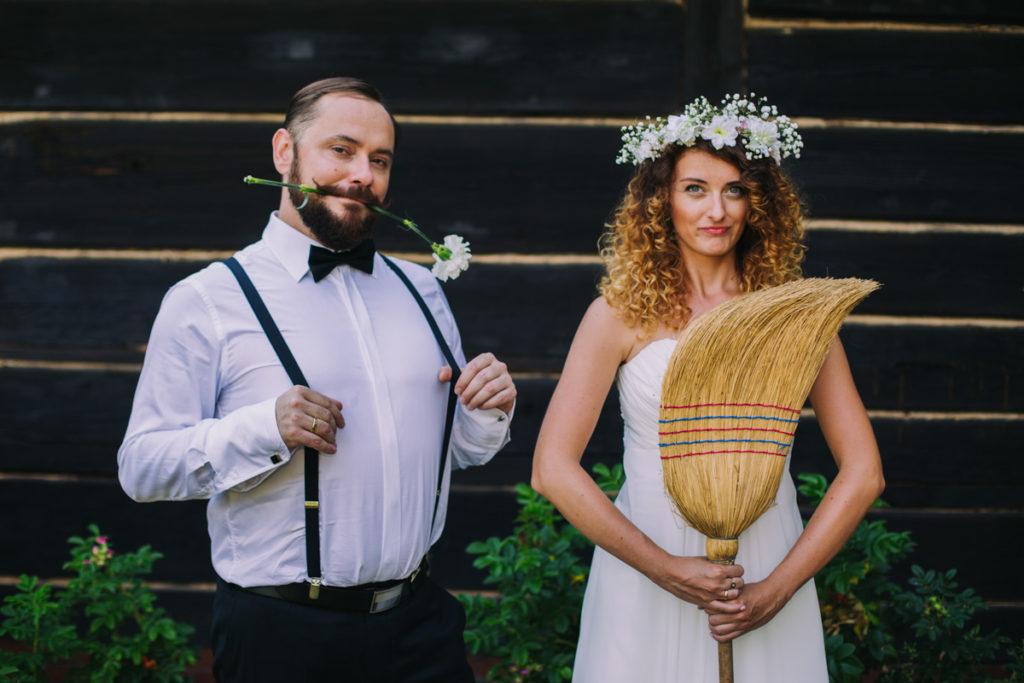 reporaż ślubny i sesj aplenerowa Jagody i Marcina