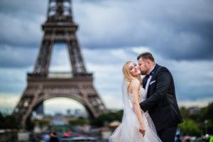 plener śluby w Paryżu